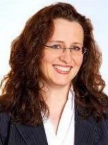 Sandra Hüsges, 1. Vorsitzende